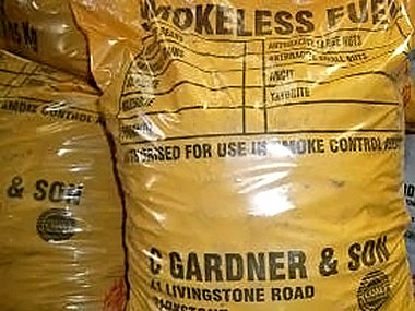 Welshbrite Grade 2 Small Nuts  25kg Bag